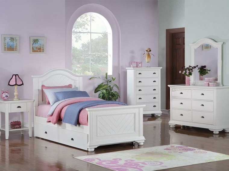Juveniles chicas interesting cuartos nicbos dormitorios - Dormitorios juveniles chicas ...