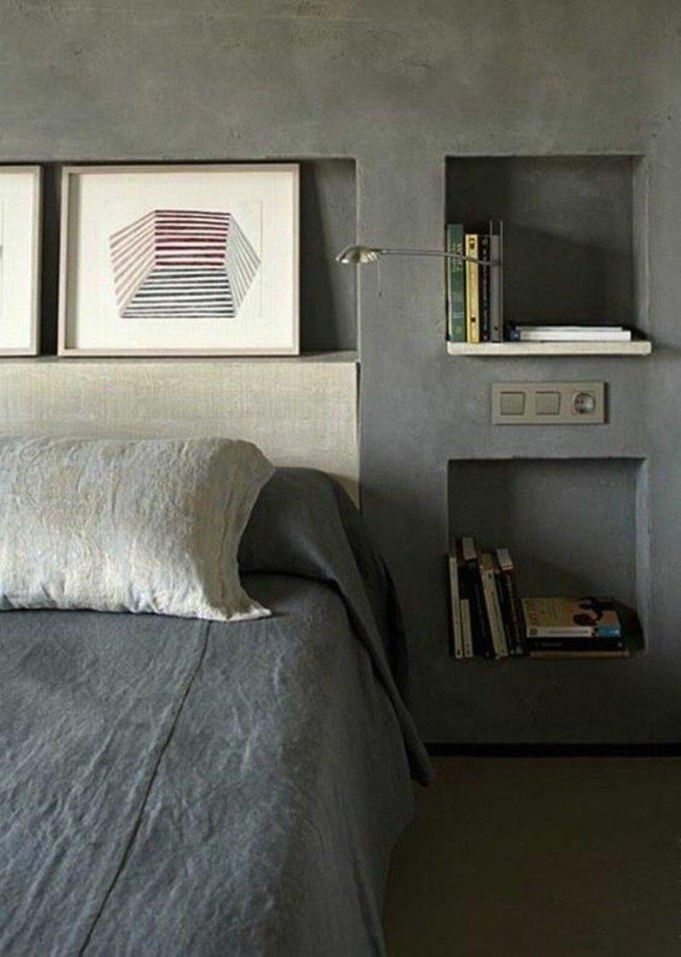 habitación cemento