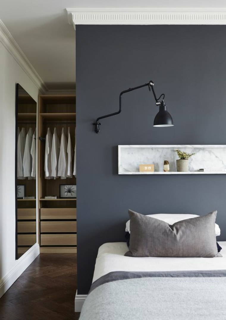 pared color gris
