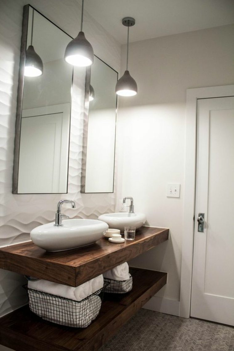 encimera baño moderno