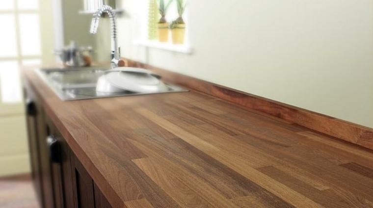 Encimeras de madera para la cocina consejos a considerar - Encimeras de cocina de madera ...