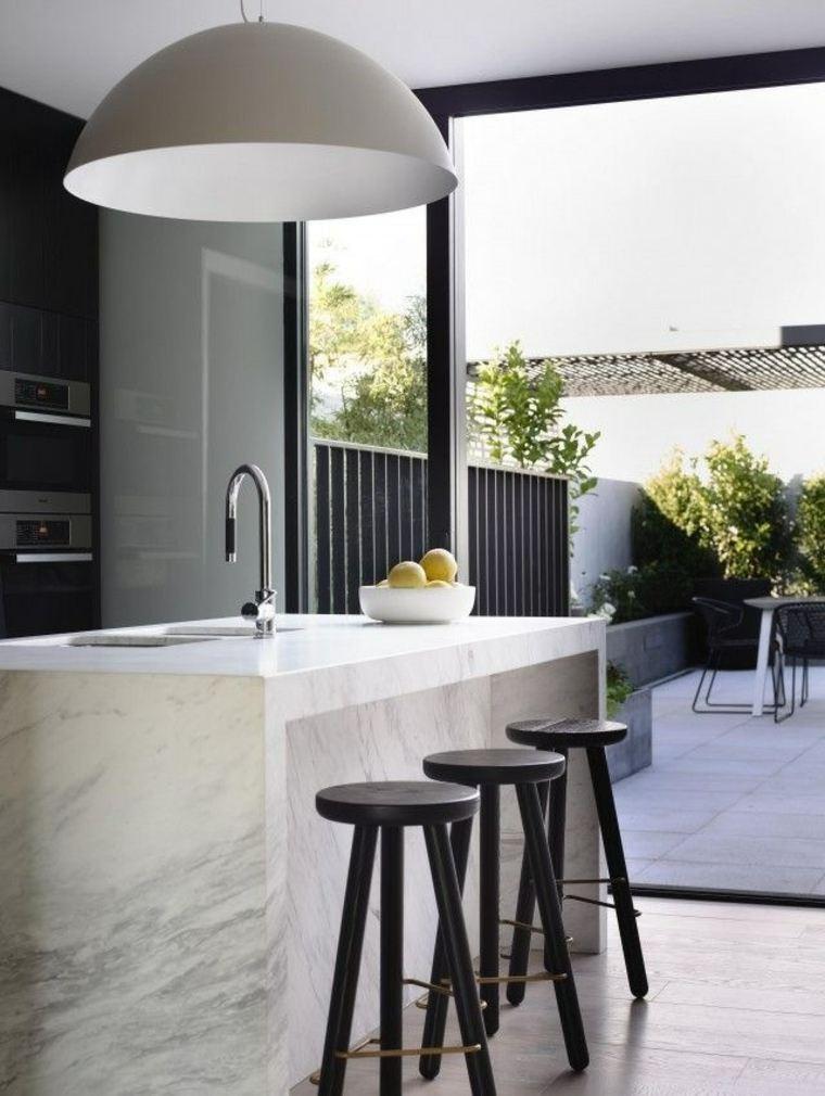 encimeras de cocina mármol Mim Design ideas