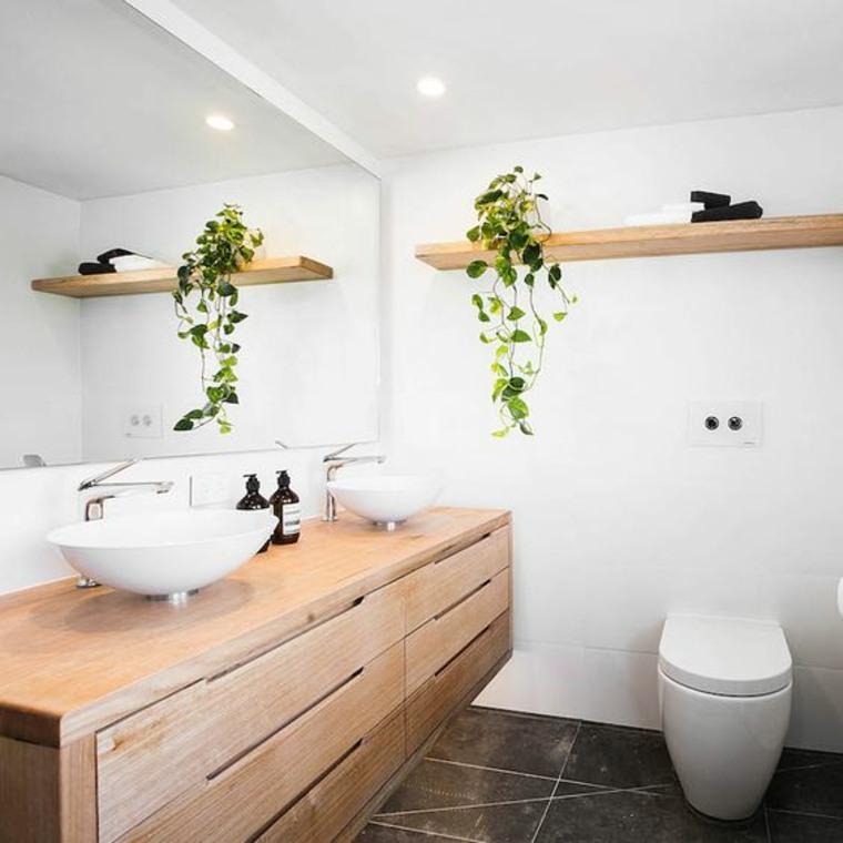 encimeras lavabos modernos
