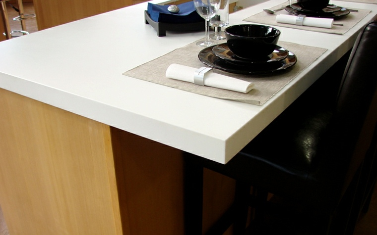 Corian Countertops How Much Quartz Countertops: kitchen countertops quartz vs solid surface