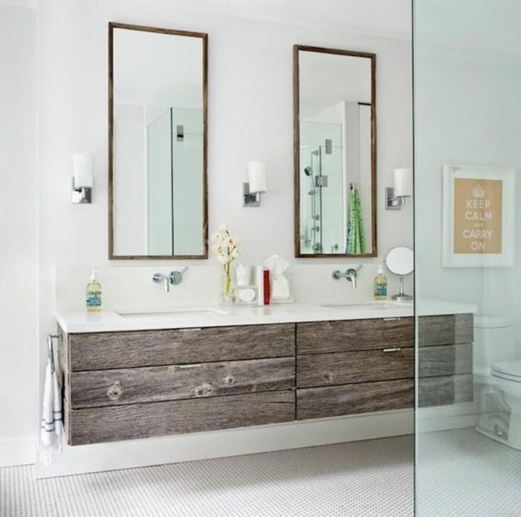 encimeras para baño decorar