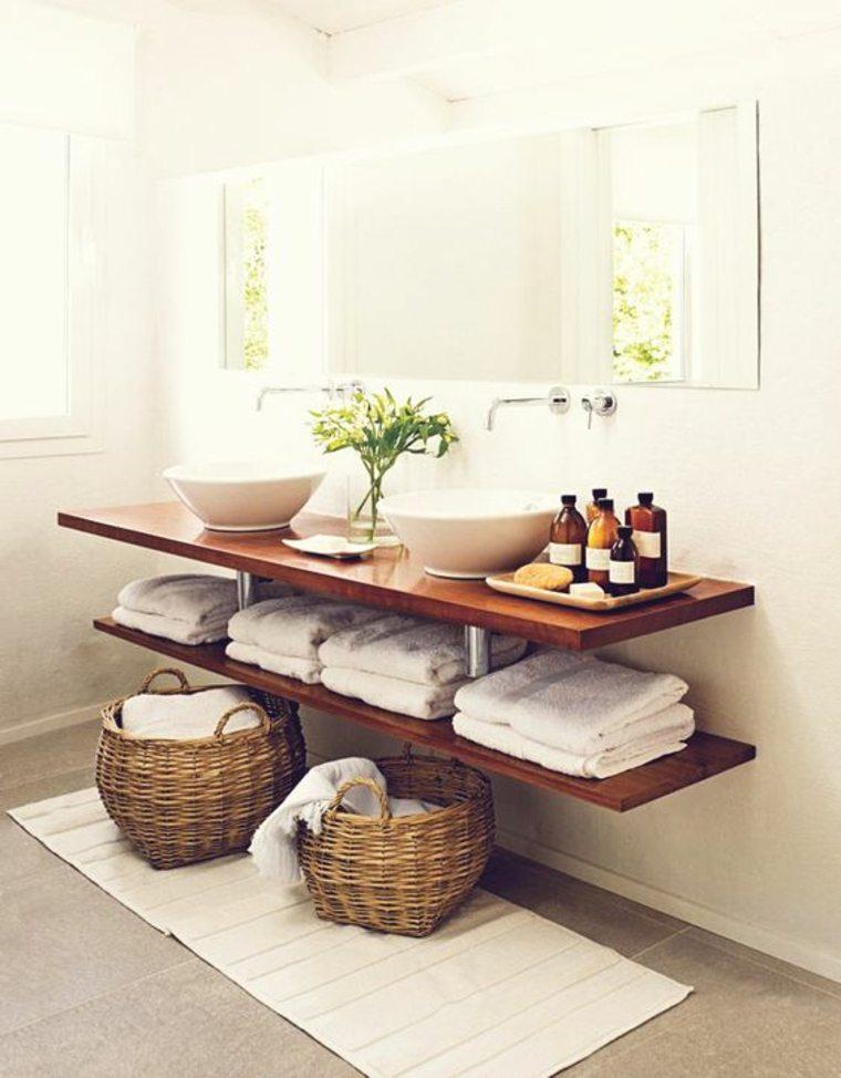 encimeras para baños decoracion casas