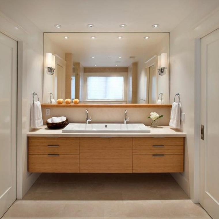 encimeras para baños decorar casa