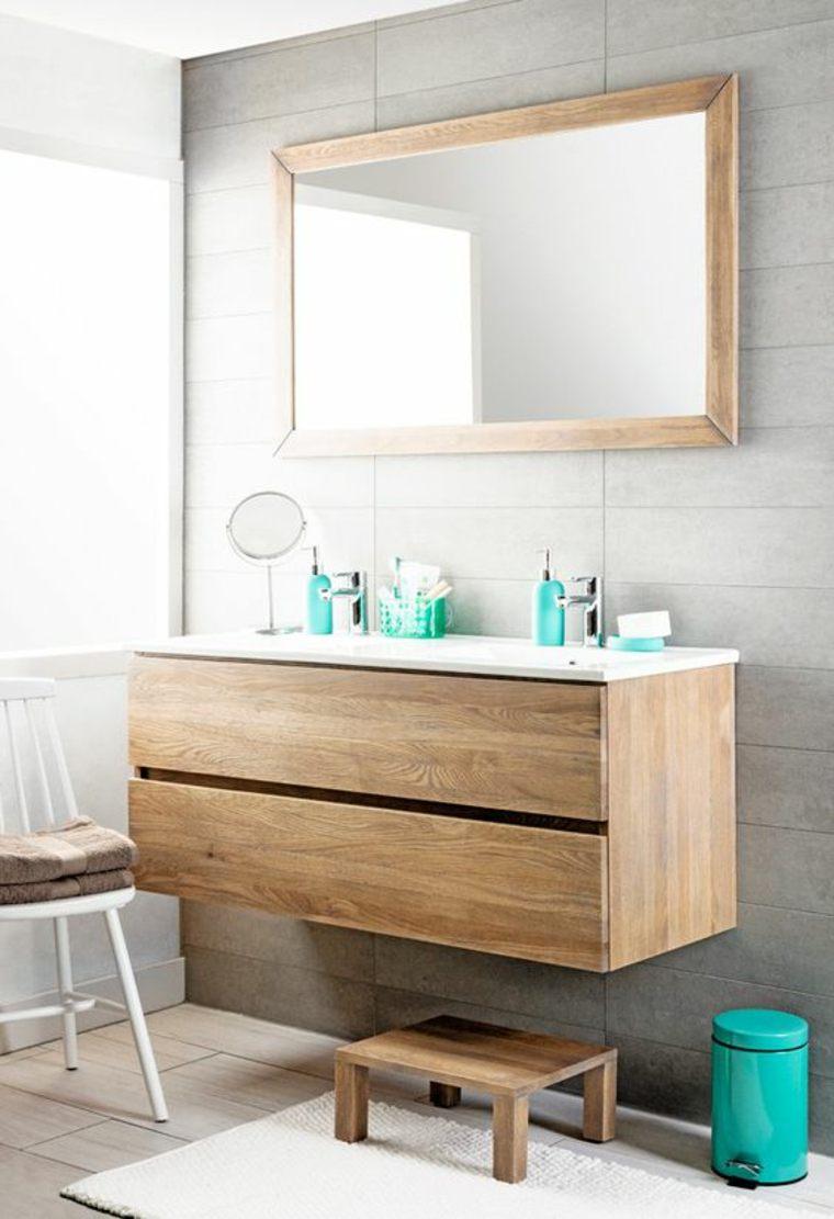 encimeras para baños decorar interiores