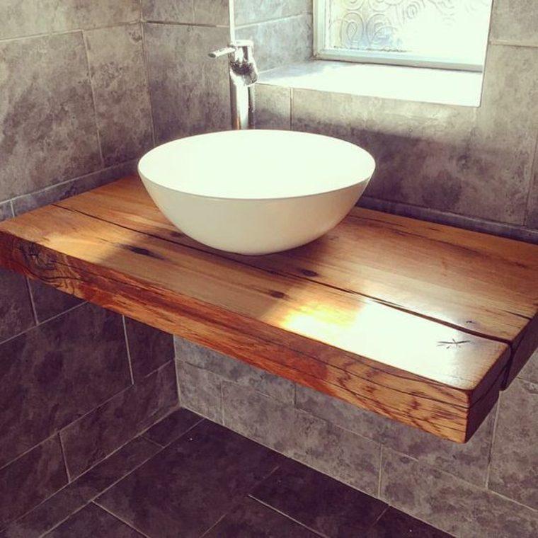 encimeras para baños modernos elegantes