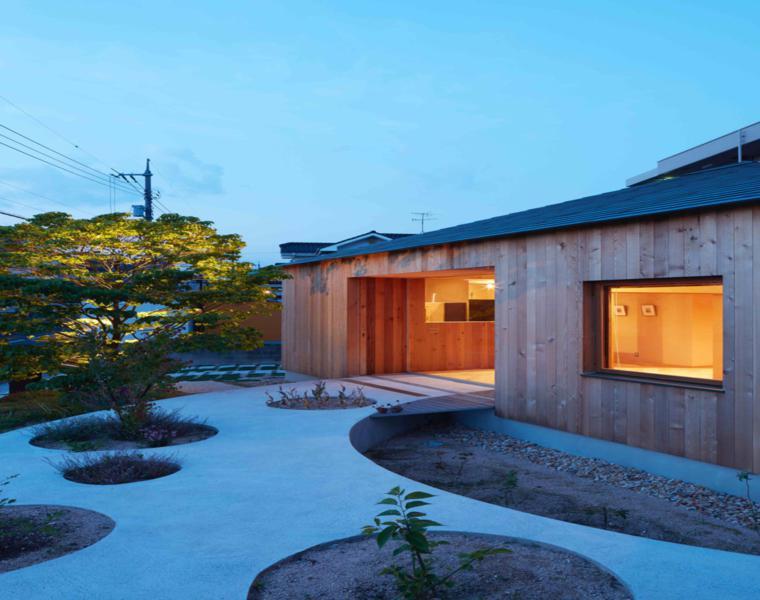 bonito diseño de casa moderna