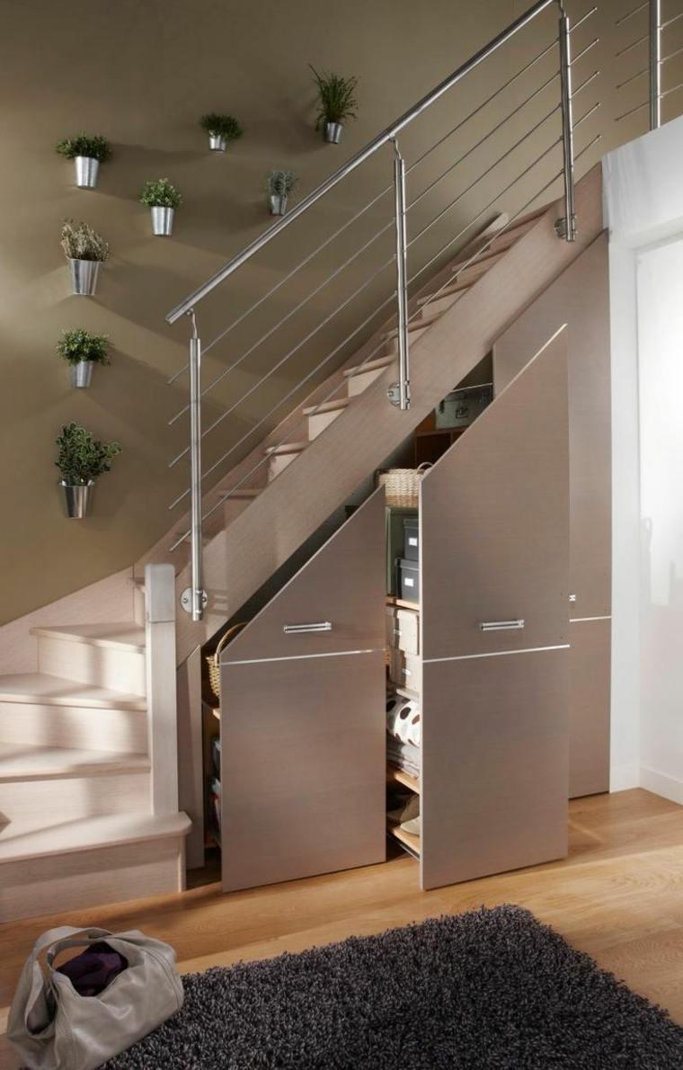 Hueco bajo la escalera ideas para decorarlo y embellecerlo for Ideas para escaleras