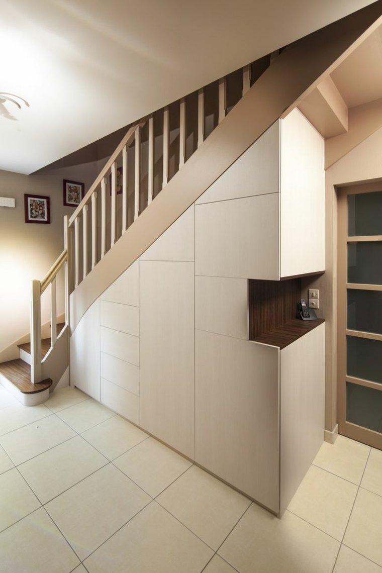 compartimentos y cajones modernos