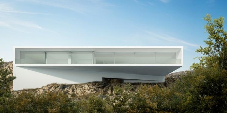 casa moderna Fran Silvestre