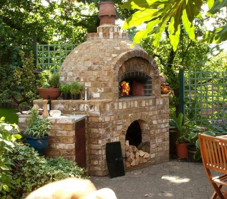 hornos de piedra