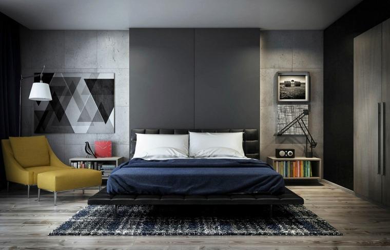 feng shui cama madera-modernas-impresionantes-salas