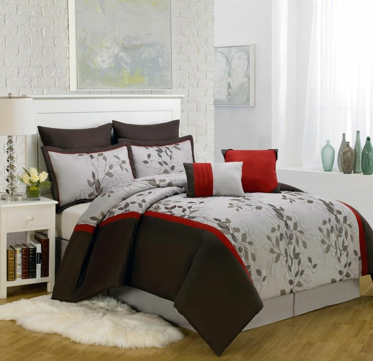 feng shui cama tradicional-ladrillos-ejemplos-colores