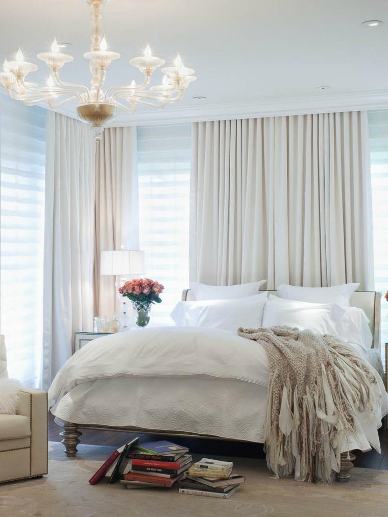 Feng shui dormitorio y las claves para un espacio armonioso - Colores feng shui para dormitorio ...