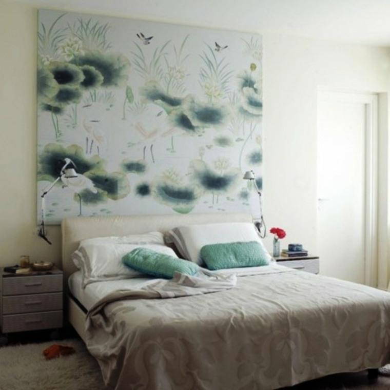 feng shui dormitorio moderno