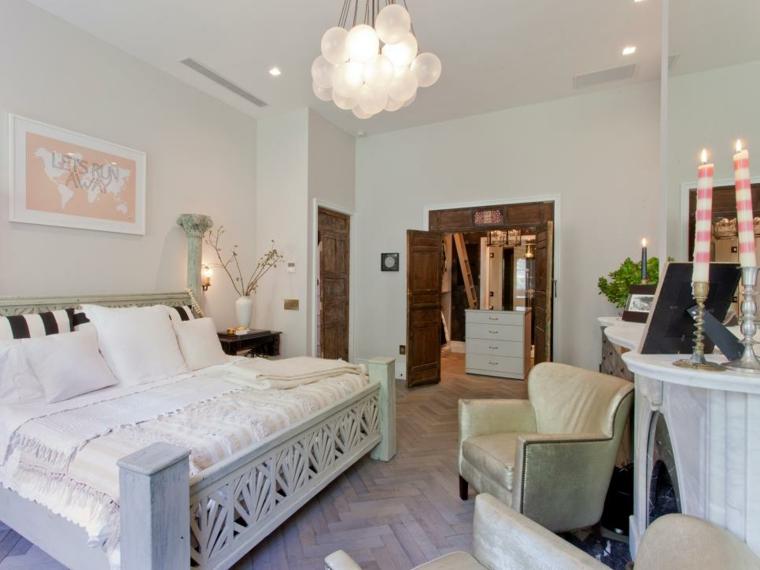 Feng shui dormitorio y las claves para un espacio armonioso - Colores feng shui dormitorio ...