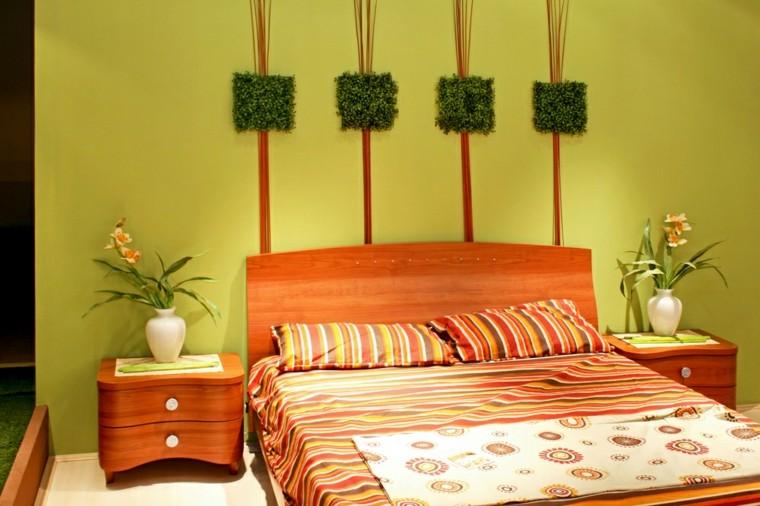 feng shui dormitorios elegantes decorar