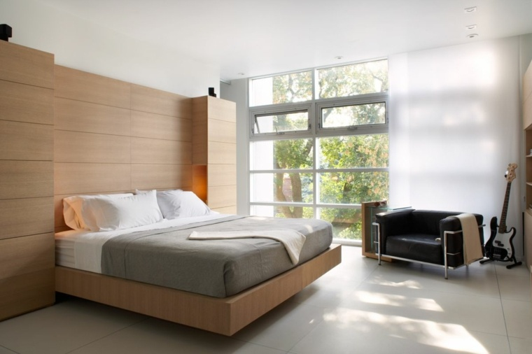 feng shui dormtiorios modernos decorar