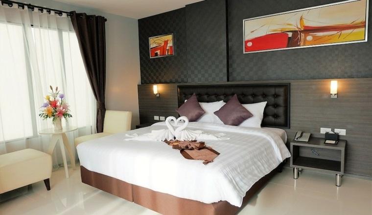 Feng shui dormitorios una forma oriental de decorar - Espejos en dormitorios ...