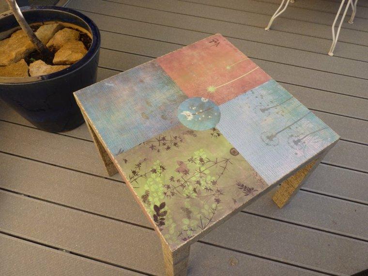 forrar muebles con papel pintado interior
