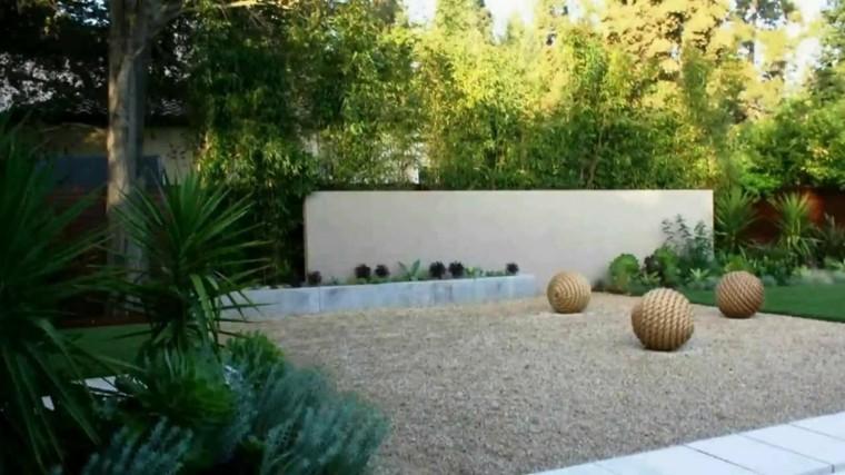 Fotos de jardines minimalistas que te encantar n - Jardines modernos minimalistas ...