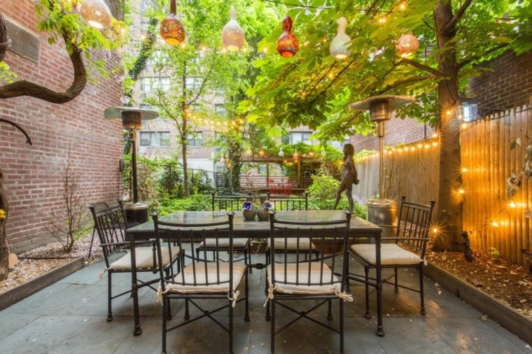 Fotos de jardines peque os con dise os llenos de vida for Jardines en espacios pequenos fotos