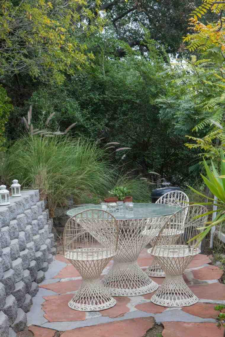 Fotos de jardines peque os con dise os llenos de vida - Jardin pequeno fotos ...
