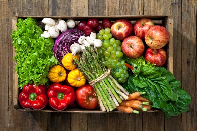 frutas verduras organicas preparar smoothies ideas