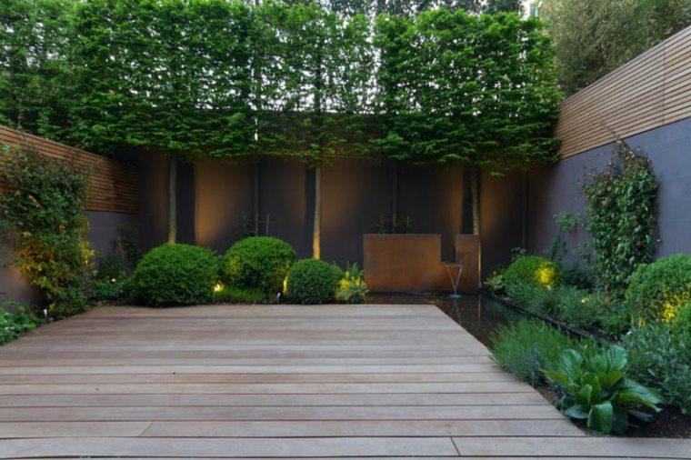 fuente de agua para jardin decorar