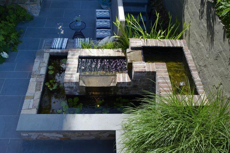 fuentes de agua para jardin decoracion casa