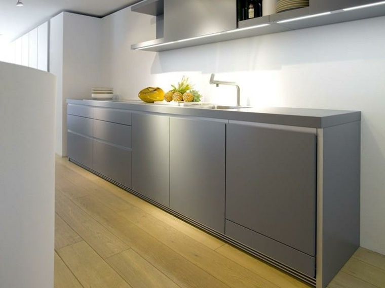gabinete gris