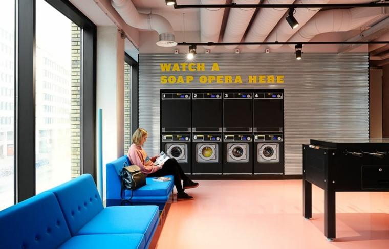 habitacion lavado lavanderia equipos imagenes