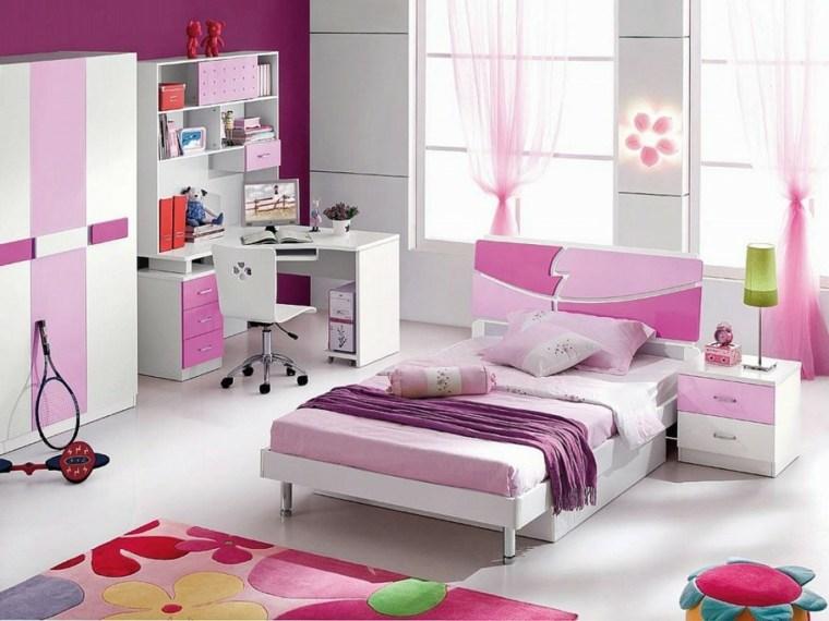 habitaciones juveniles chicas
