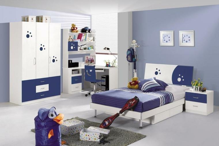 habitaciones juveniles chicos