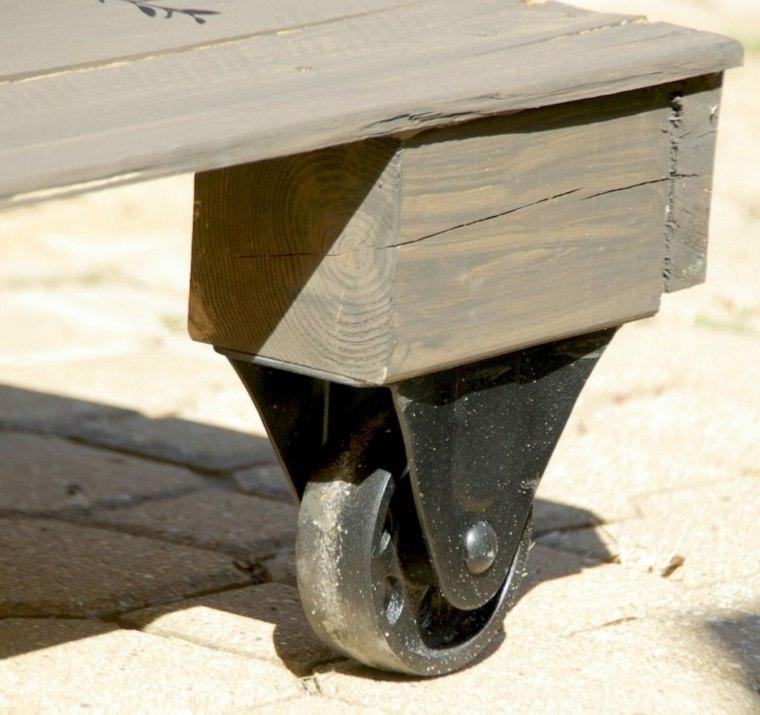 hacer mesas de madera