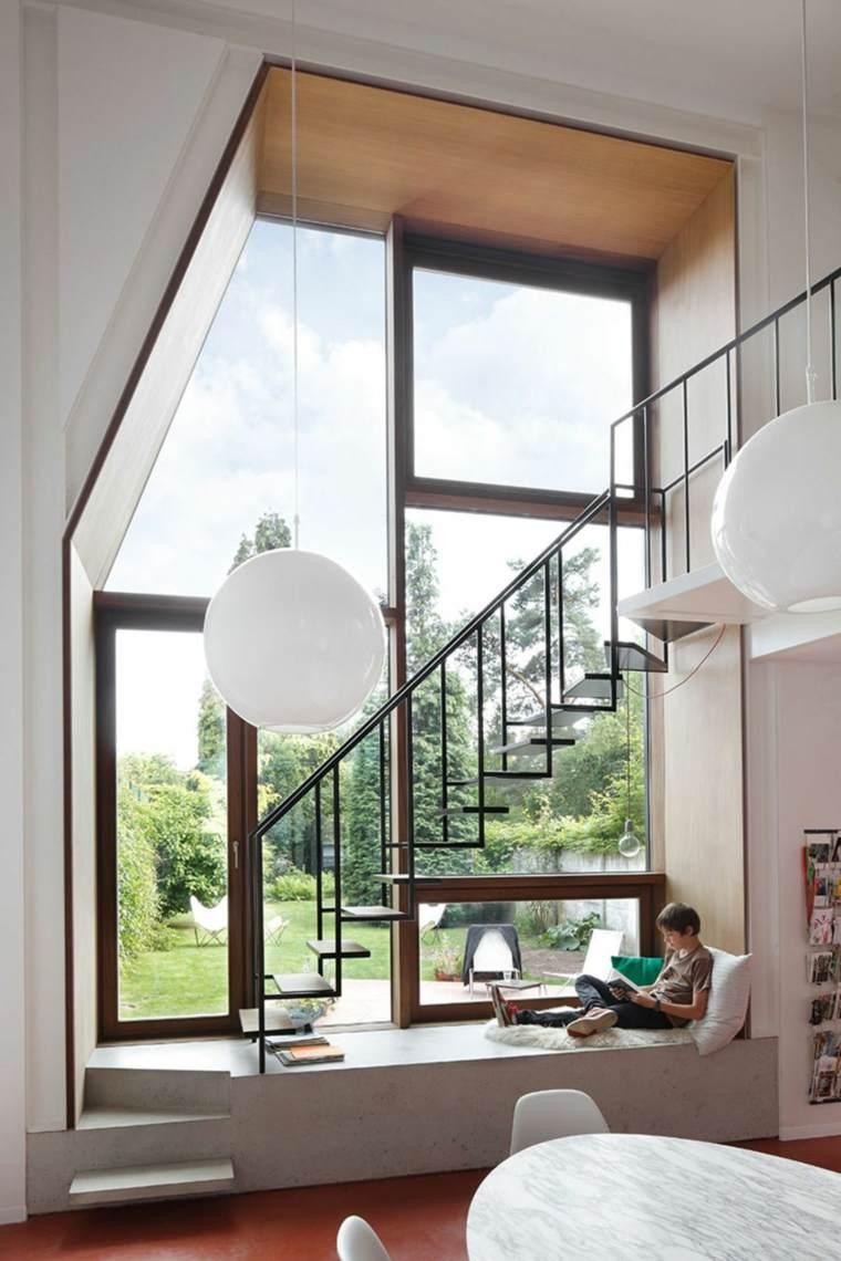 Hueco Bajo La Escalera Ideas Para Decorarlo Y Embellecerlo  # Muebles Debajo De Gradas