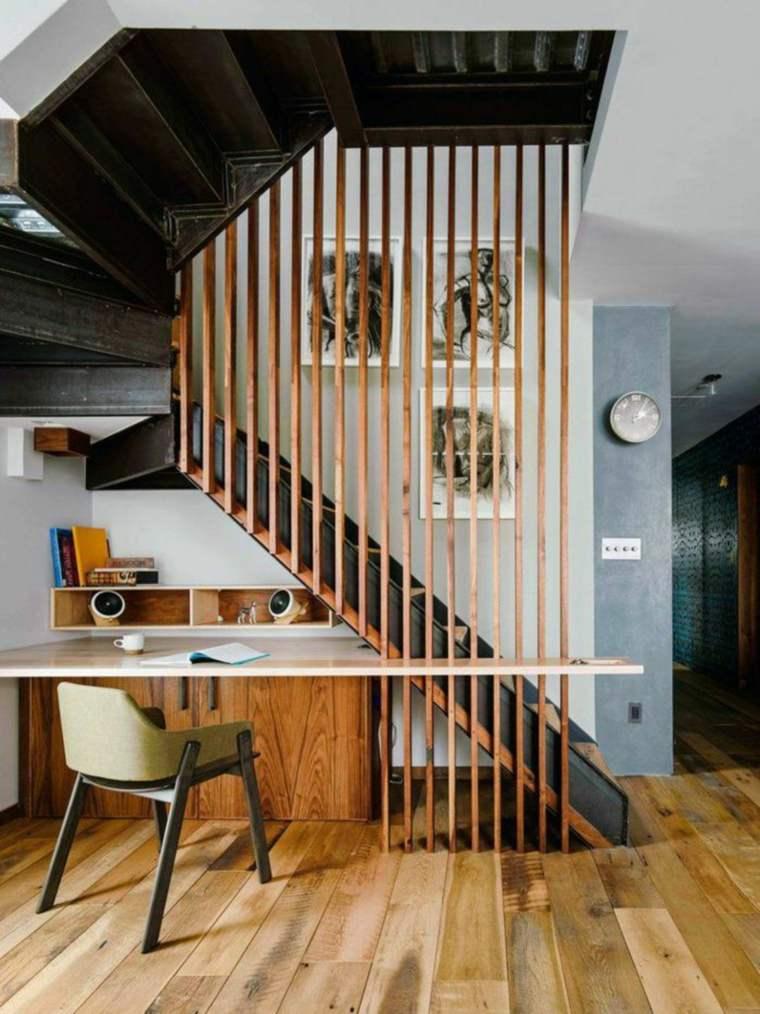 oficina escaleras