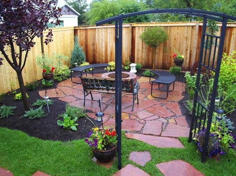 patio diseño