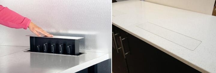 imagenes increibles cuchillos almacenamiento muebles