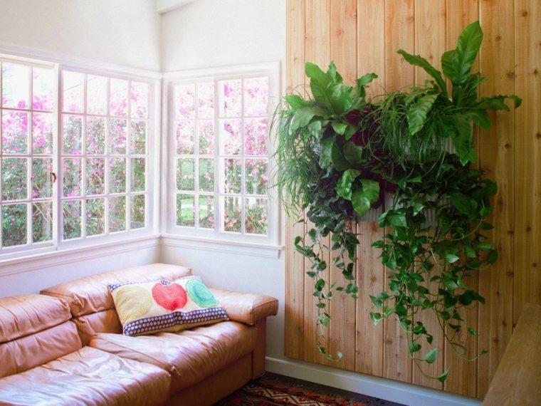 jardin vertical casero jardines verticales caseros aprende a dise arlos y mantenerlos originales ideas Ideas originales para diseñar jardines verticales. ideas originales