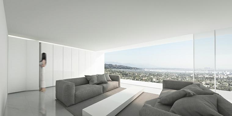 interior sala estar