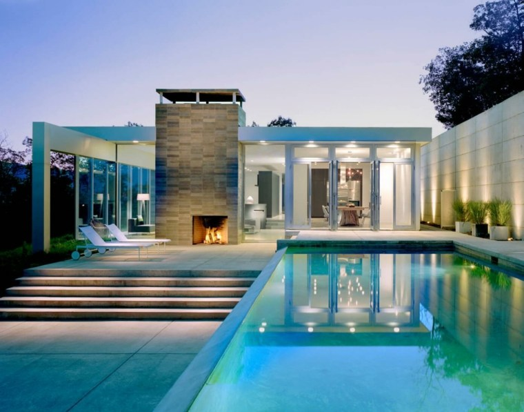 jardin piscina diseno moderno audrey matlock ideas