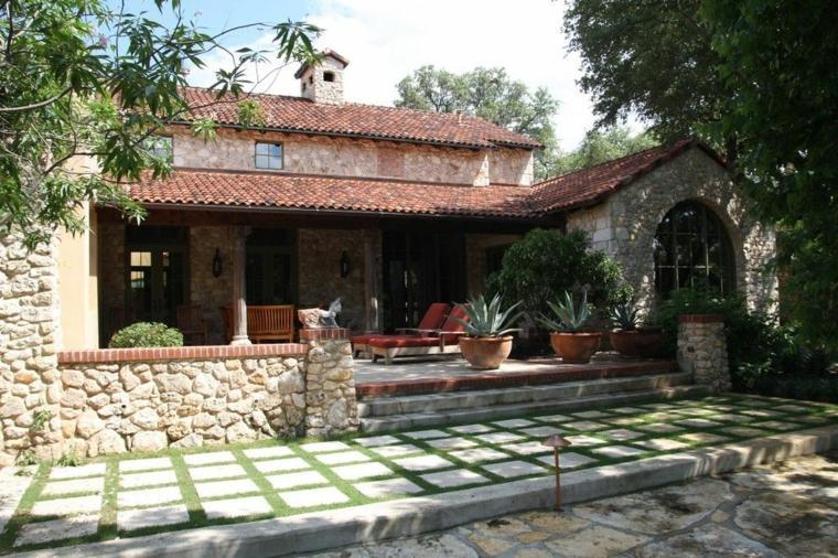 jardines mediterráneos-terraza-rick-odonnell-architect