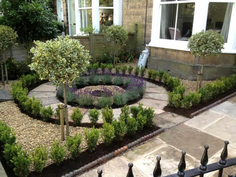 Jardines peque os ideas de dise o y consejos para crearlos for Frentes de casas con jardines pequenos