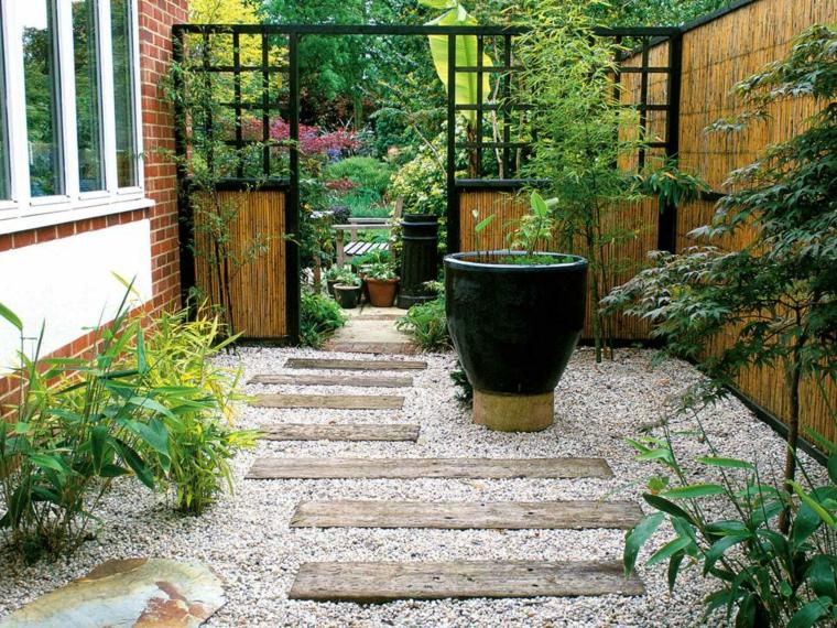 Jardines peque os ideas de dise o y consejos para crearlos for Fotos de jardines pequenos
