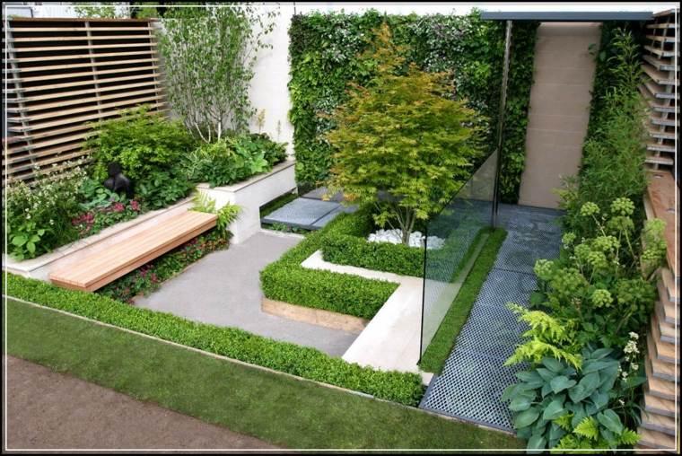Jardines peque os ideas de dise o y consejos para crearlos for Jardines pequenos con jardineras
