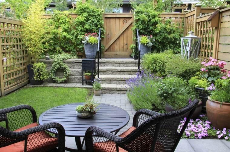 jardines-pequeños-ideas-especiales-decoraciones-balance